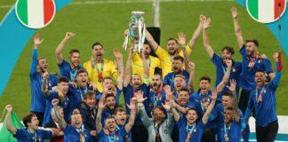 Italy win Euro 2020 Championship