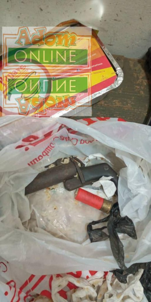 Cantonments Police intercept weapons hidden in food for inmate - (Photo). 49