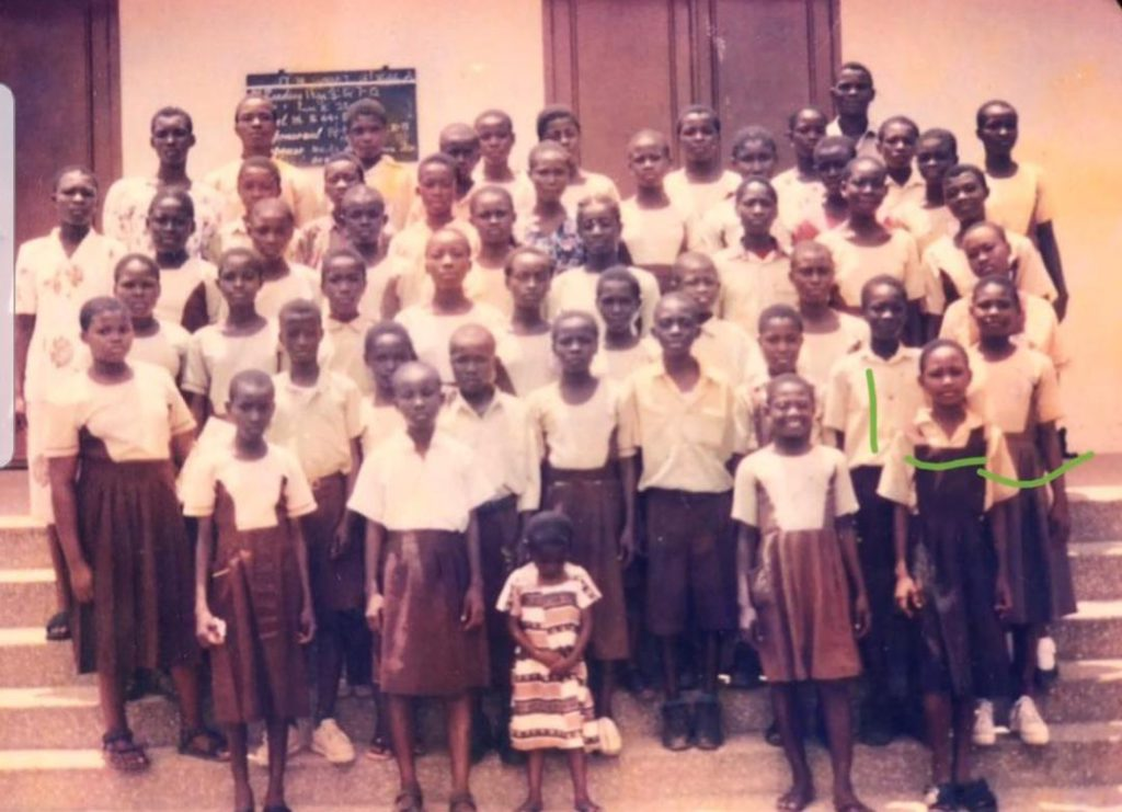 Akuapem Poloo primary school photo