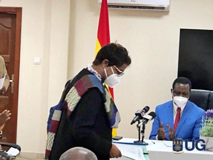 Former Chief Justice Sophia Akkufo