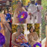 korankye ankrah's daughter marries