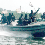 File Photo: Pirates on Sea/ West African pirates' methods have been found to be more violent than those off the Horn of Africa