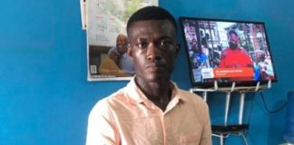 Richard Appiah is the supect in the Abesim murder investigation