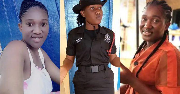 Police Constable Sandra Asiedu