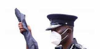 COP (Dr) George Akuffo Dampare