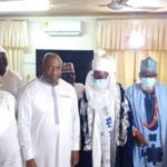 Chief Imam Prays For Ga Mantse At 50