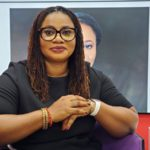 Former Electoral Commission Chair, Charlotte Osei
