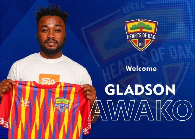 Gladson Awako