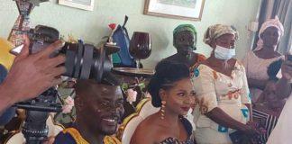 Samuel Boadu and Felicia Apimpanta