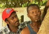 Zimran Clottey as Aluta and Adjetey Anang as Pusher in 'Things We Do For Love'