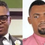 Obinim (left) and Rev. Obofuor have rekindled their friendship