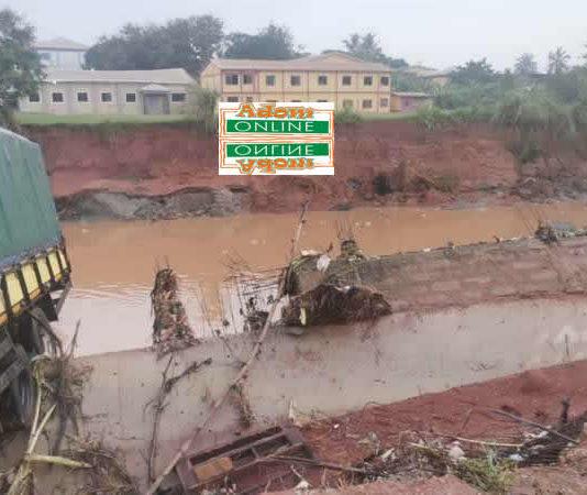 Kumasi flood