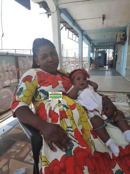Takoradi missing but found pregnant woman