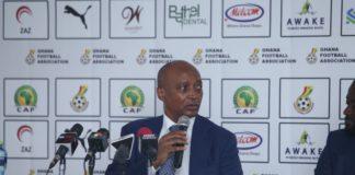 Caf President Dr Patrice Motsepe