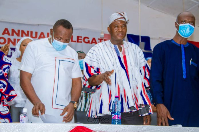 NPP holds annual regional conference at Yendi [Photos]